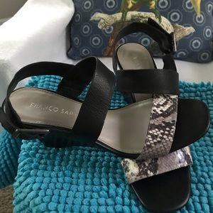 Franco Sarto Shoes - Franco Sarto Sandals/Wedge Shoes! Size 7.5 M